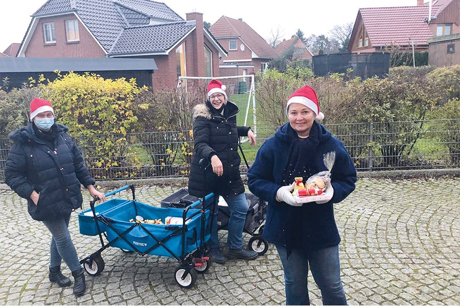 Weihnachtsfeier mal anders